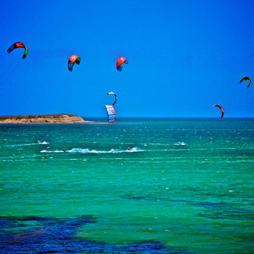 Kite/Wind Surf - Κέρος